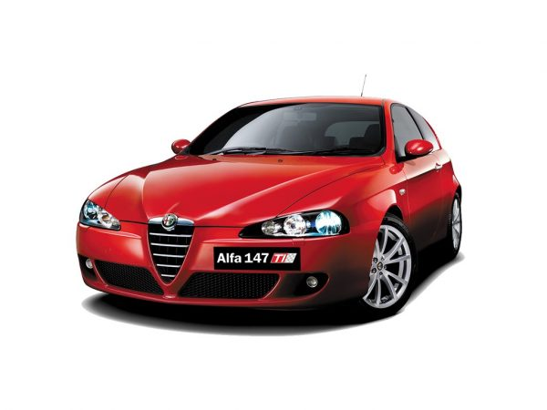 Installation xenon Alfa Romeo 147