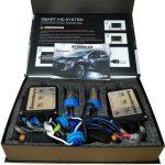 Kit Xenon H1 8000K Slim Ballast