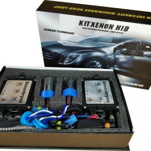 Kit Xenon H3 8000K Slim Ballast