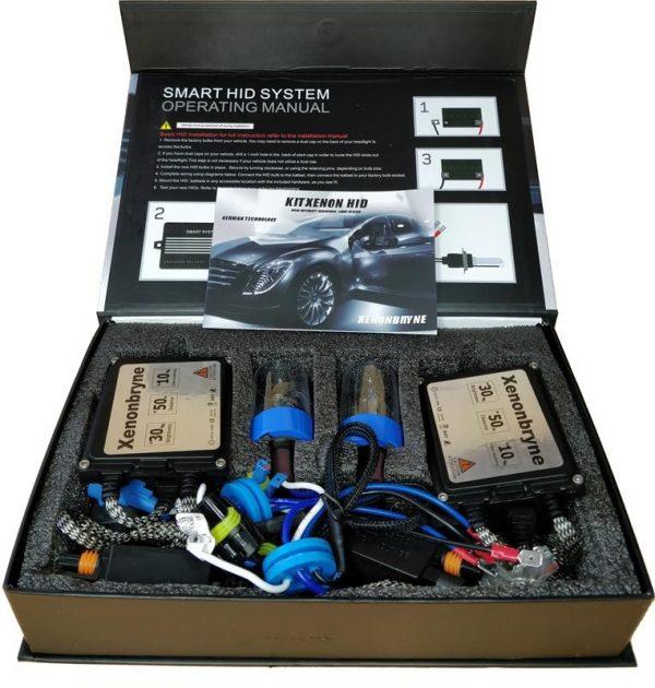 Kit Xenon HB3 9005 6000K Slim Ballast