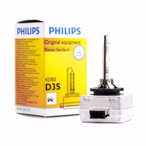 Ampoule xenon D3S Philips 35w 4300k